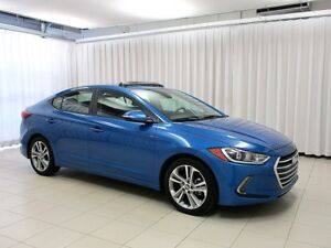 2017 Hyundai Elantra BEAUTIFUL!!!! SEDAN w/ HEATED SEATS AND STE