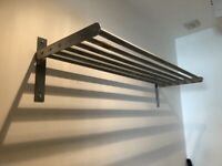 IKEA metal wall shelf - LOWER PRICE