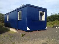 Portable Cabin Portable Office Portable Building Site Office Welfare Unit Shipping Container