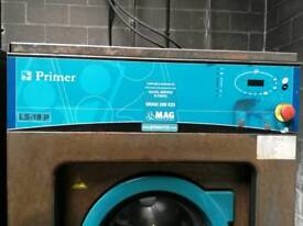 Primer 20kg commercial high spin washing machine LS 19p