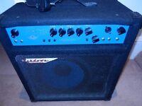 Electric Blue Ashdown Engineering Amplifier