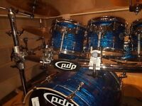 PDP CM7 Concept Maple 7 Piece drum kit (By DW)