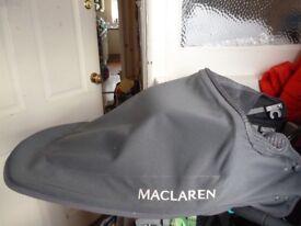 Maclaren Major Elite - Sun Canopy