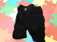 Sixsixone padded shorts - medium