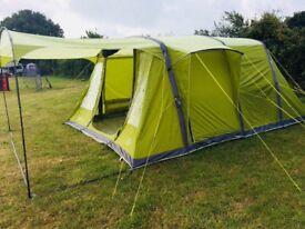 Tent am Air Beam