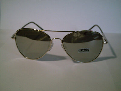 2 FOR $10 LOW PRICE SMALL-MED WIRE-RIM SILVER MIRROR SUNGLASSES SILVER COLOR (Sunglass Low Price)