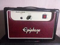 Epiphone Valve Junior - 5 watt tube guitar amp head