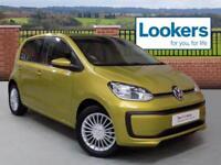 Volkswagen UP MOVE UP (yellow) 2017-09-28