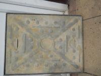 Free Manholecover & Frame