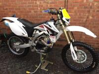 Yzf 250 2009 immaculate Road legal not exc ktm crf kxf rmz