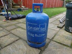 calor gas bottle 15kg