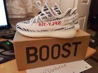 Yeezy Boost 350 v2 Zebra UK7