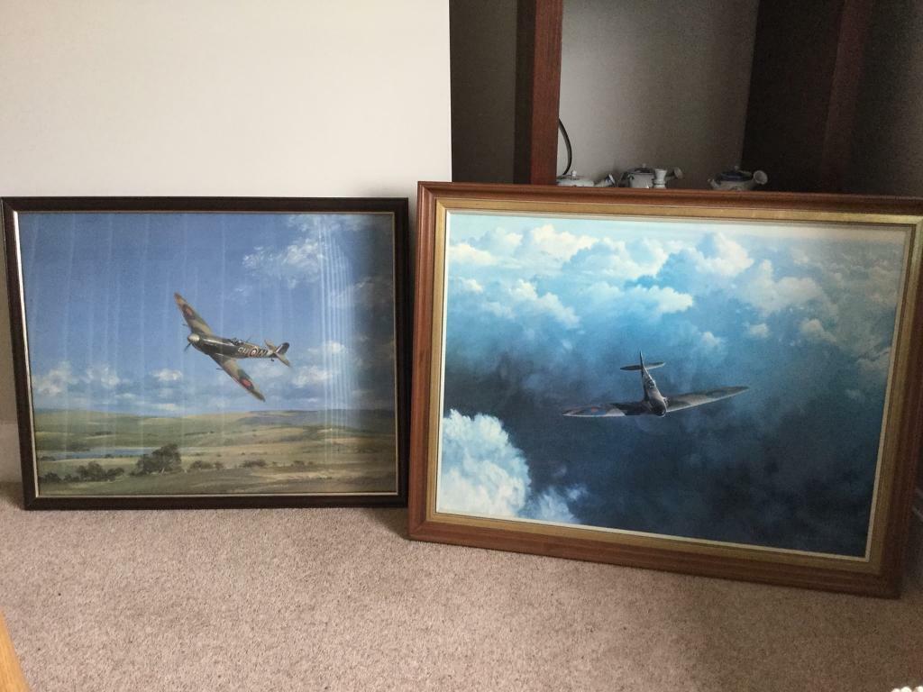 06d4e9faeea Spitfire Framed Pictures - Prints