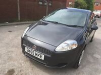 Fiat grand punto 1.4 gray one former keeper full service history