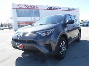2016 Toyota RAV4 LE TOYOTA CERTIFIED PRE OWNED