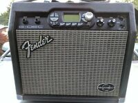Fender G-Dec 15 Watt guitar combo amp
