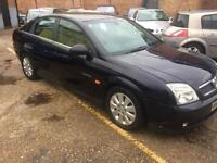 NEW MOT!!! 12 months! Vauxhall vectra 1.8 petrol,2003!
