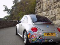 VW Beetle, Reduced