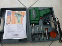 Parkside soldering gun