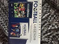 Football DVD and book gift set