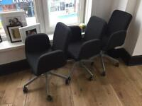 6 office, dining chairs