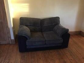 3 seater and a 2 seater sofa.