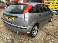 2005 FORD FOCUS 1,8TDCI , REMOTE C LOCKING, LONG M,O,T,, IN DAILY USE