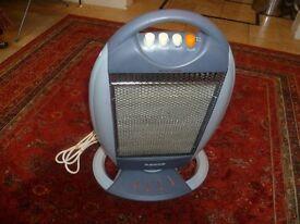 Range Oscillating Heater