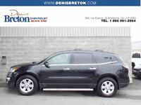 2014 Chevrolet Traverse LT AWD GROUPE REMORQUAGE MARCHE PIEDS
