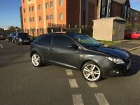 Grey Sportrider Seat Ibiza 2011 for sale! Open to Offers!