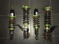 Ep3 / Dc5 HSD coilovers - Type R