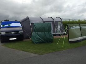 Outwell Coastal Road Driveaway awning
