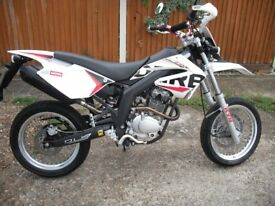 DERBI CROSS 125 2016 900miles DEPOSIT TAKEN ON THIS BIKE
