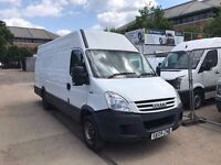 IVECO DAILY LWB 35S12 2009REG FOR SALE