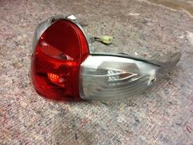 Honda ps pes rear light cluster complete
