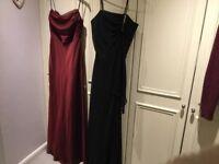 Ladies long evening dresses