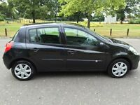2006 Renault Clio 1.1 16v Expression 5dr 1 Lady Owner From New Low Insurance Group