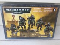 WarHammer 40,000 Ork Stormboyz (UnOpened)