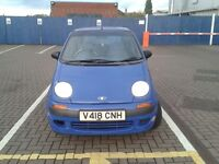 DAEWOO MATIZ 4 YOU