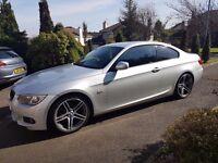 2012 BMW 320D M SPORT COUPE