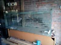 Fish Tank Aquarium 6ft long