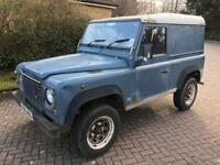 Land Rover defender 90 300 series 2.5 tdi 1997 year