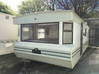 NEW STOCK 3 BEDROOM Willerby Westmorland 35x10x3 static caravan mobile home accommodation delivery