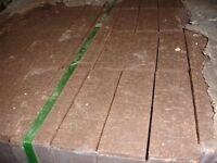 1300 Brown NORI bricks