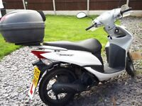 Honda Vision 110 2013 1 Owner from new