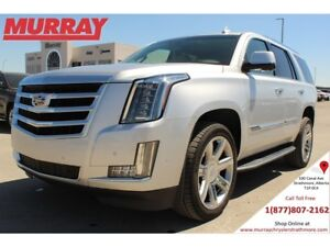 2017 Cadillac Escalade LUXURY *LOADED! SURROUND CAMERA! NAV!*