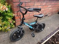 Boys/Girls 10 inch wheel bike