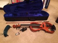 Antonio full size electric violin