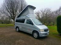 MAZDA BONGO AFT 2000 YEAR, 4 BERTH CAMPERVAN, FULL PROFESSIONAL SIDE CONVERSION, MUST READ AD!!