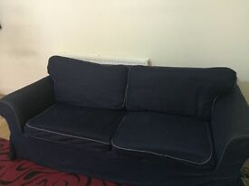 Sofa bed used in working condition